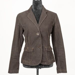 Boden Dark Brown Corduroy Jacket